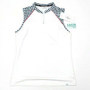 Lady Hagen Sleeveless Golf Shirt Women's